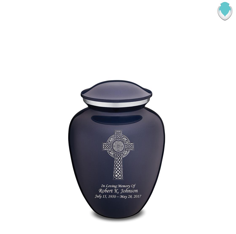 Photo of Medium Embrace Celtic Cross Cremation Urn