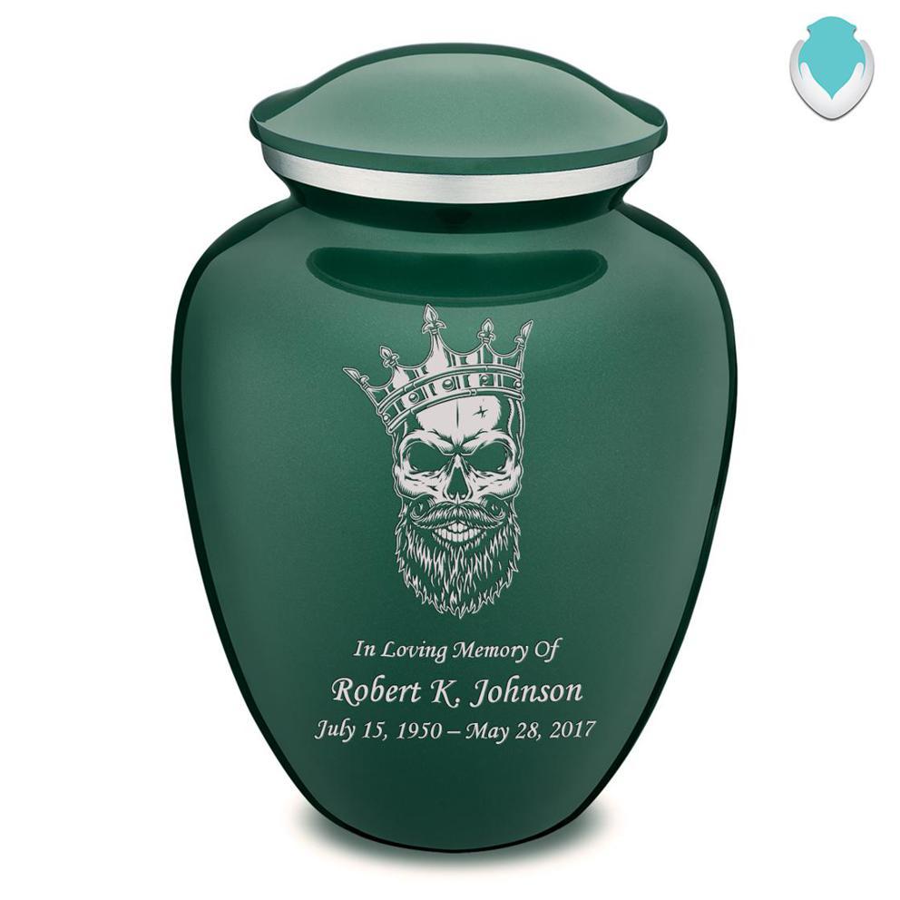 Photo of Adult Embrace Skull Cremation Urn