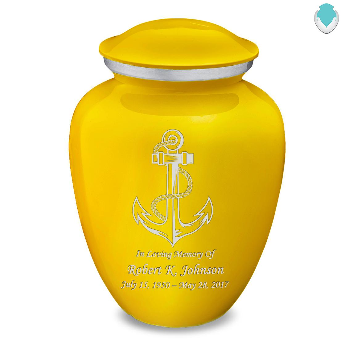 Photo of Adult Embrace Anchor Cremation Urn