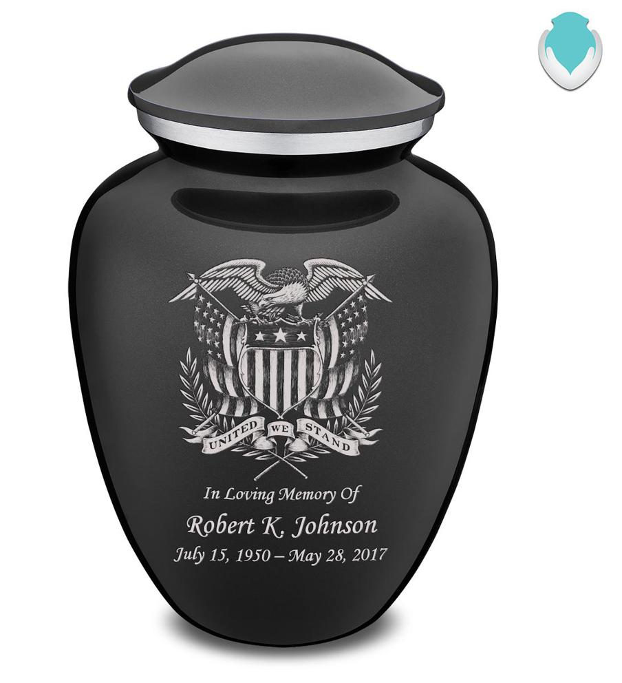 Photo of Adult Embrace American glory Cremation Urn