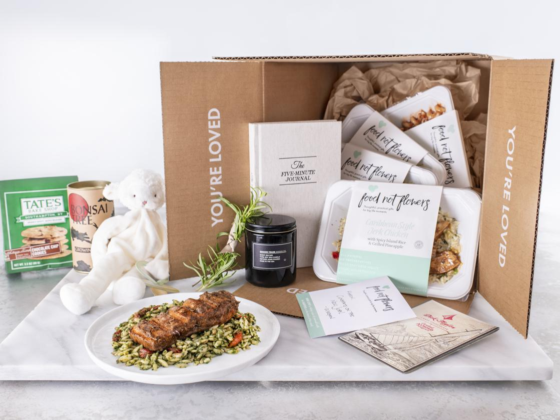 Photo of Care Package With Bonzai Tree Seedling Kit