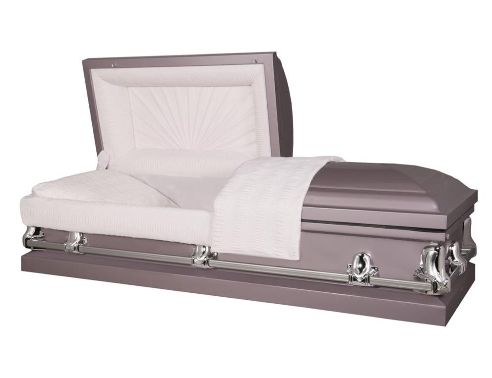 Photo of Titan Orion Series | Orchid Steel Casket