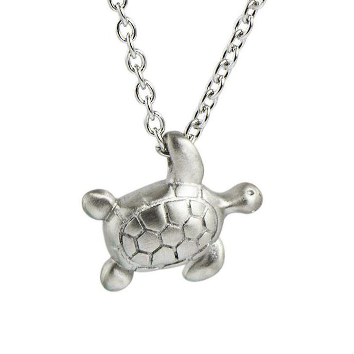Photo of Turtle Cremation Necklace