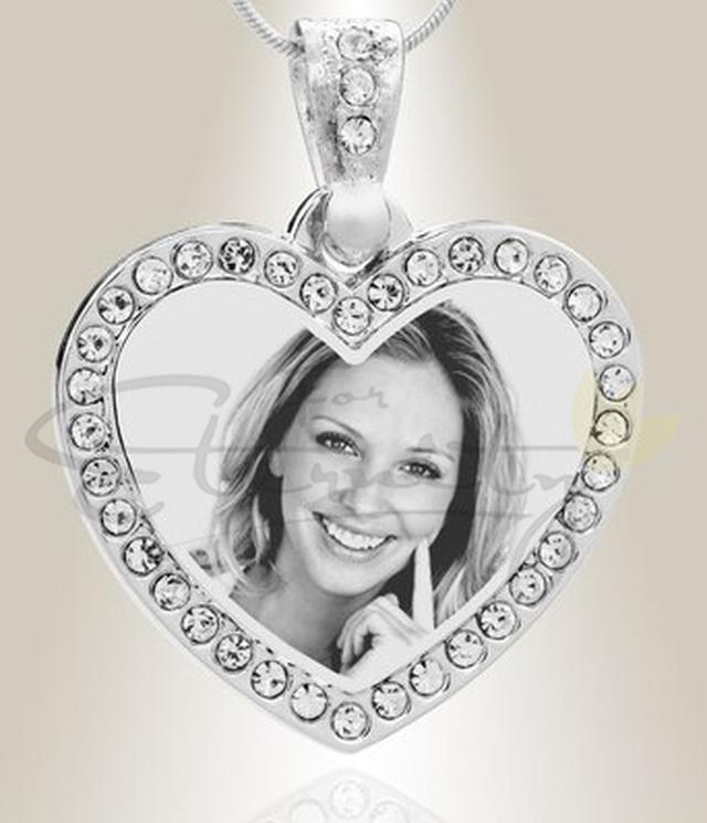 Photo of Photo Engraved Heart