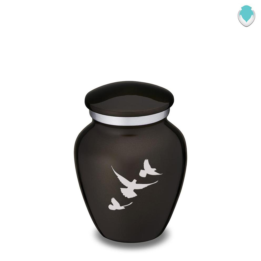 Photo of Keepsake Embrace Doves Cremation Urn