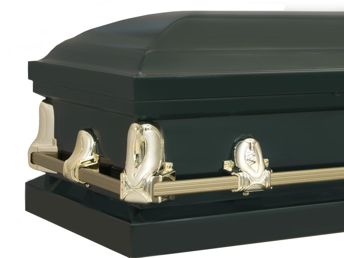 Photo of Titan Orion Series | Hunter Green Casket