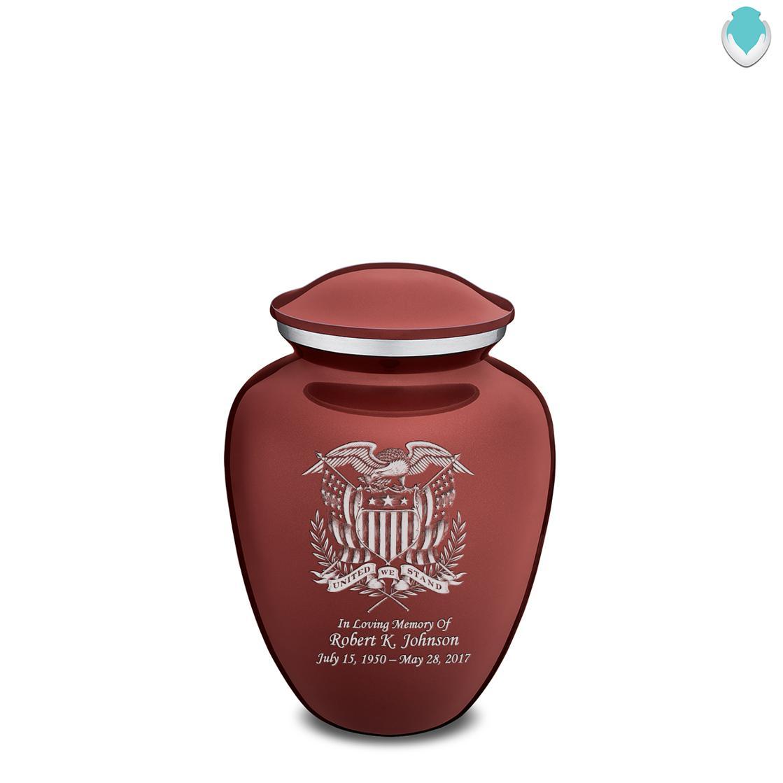 Photo of Medium Embrace American Glory Cremation Urn