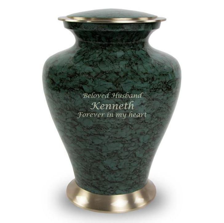 Photo of Glenwood Gray Cremation Urn