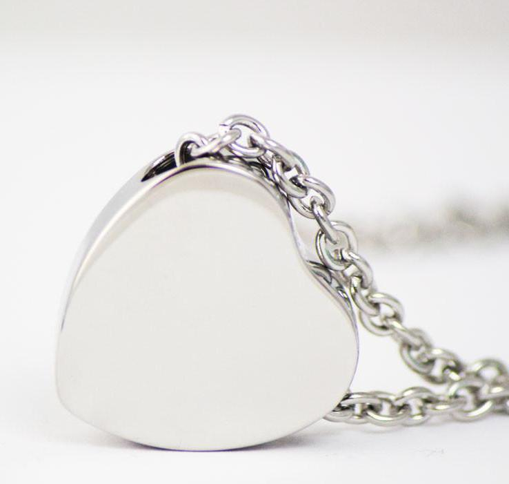 Photo of Heart Cremation Pendant
