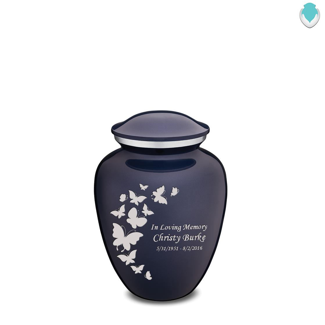 Photo of Medium Embrace Butterfly Cremation Urn