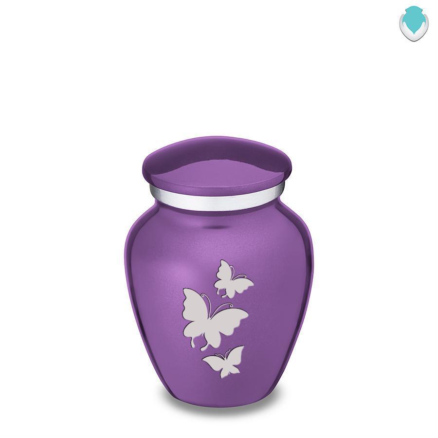 Photo of Keepsake Embrace Butterfly Cremation Urn