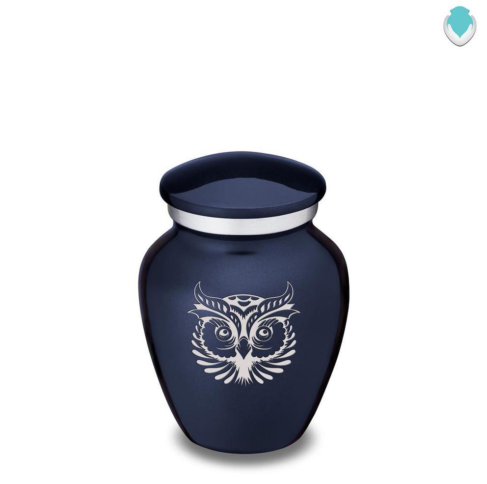 Photo of Keepsake Embrace Owl Cremation Urn