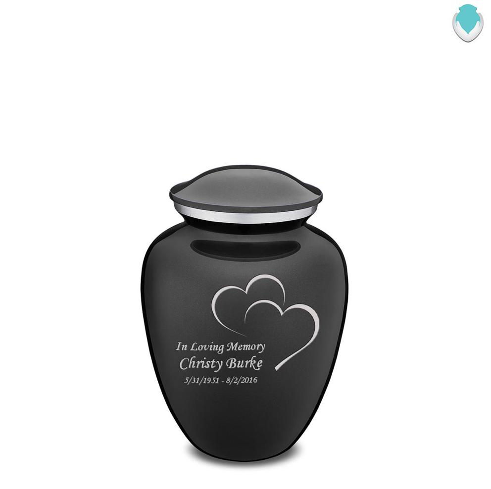 Photo of Medium Embrace Hearts Cremation Urn