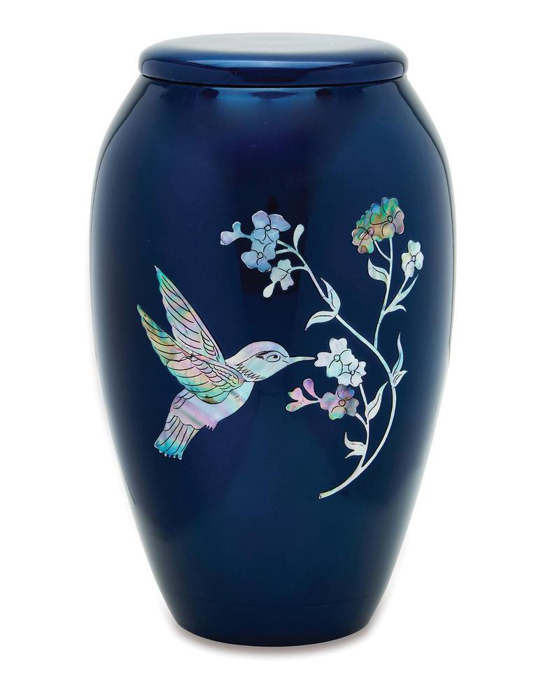 Photo of Humming-bird Cremation Urn