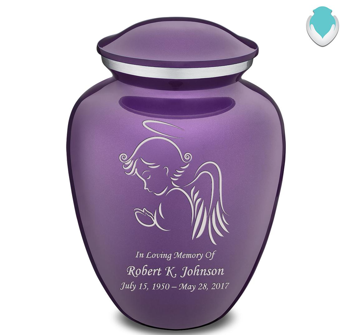 Photo of Adult Embrace Angel Cremation Urn