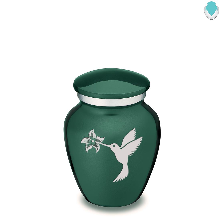 Photo of Keepsake Embrace Hummingbird Cremation Urn
