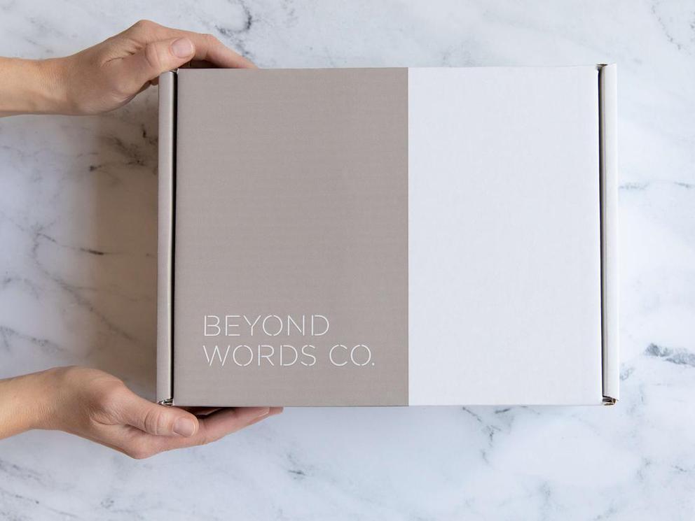 Photo of Custom Designed Care Package