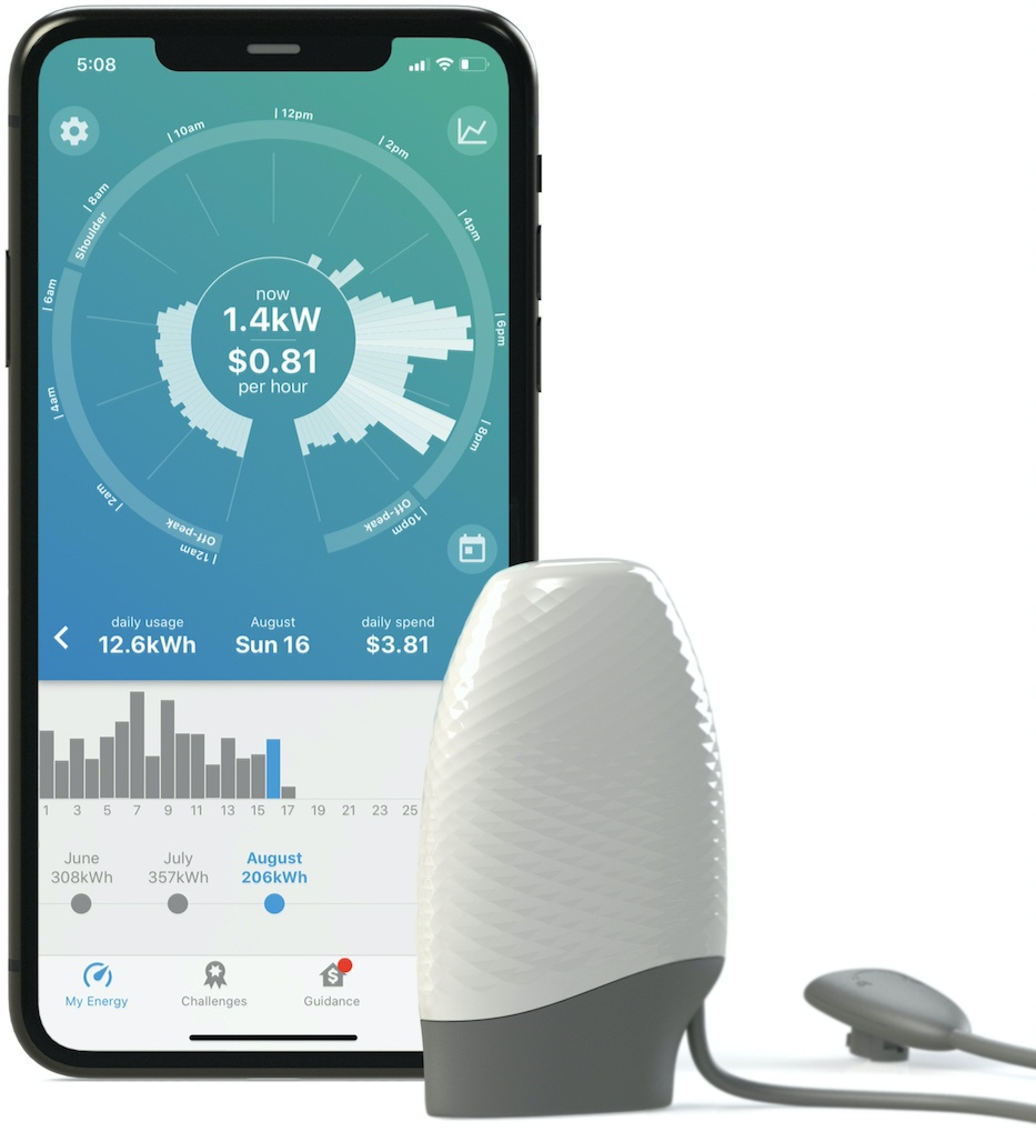 Powerpal smart energy monitor