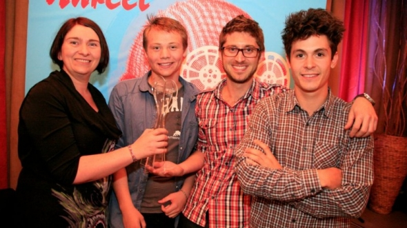 The Wilding wins MQFF Award