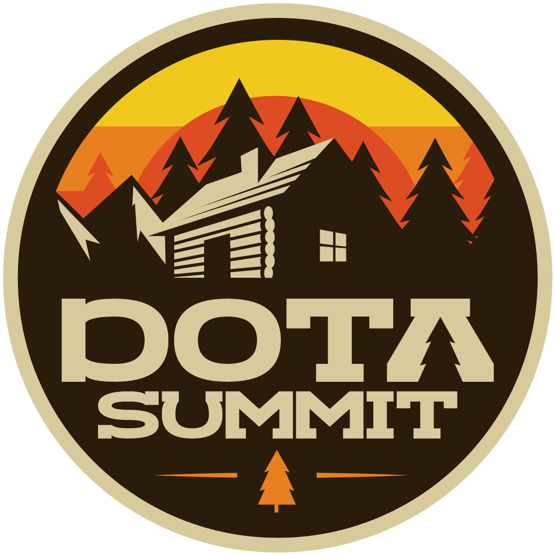 Dota summit 9 logo