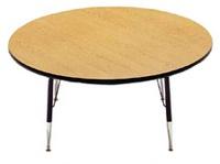 Scholar Craft Round Classroom Tables 42