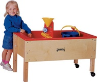 Toddler Sand, Water and Light Tables
