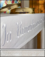 Communion Table Cover