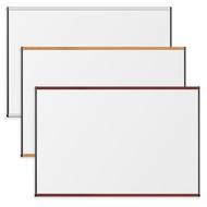 Porcelain Whiteboard 50 Yr Origin Trim Frame Magnetic