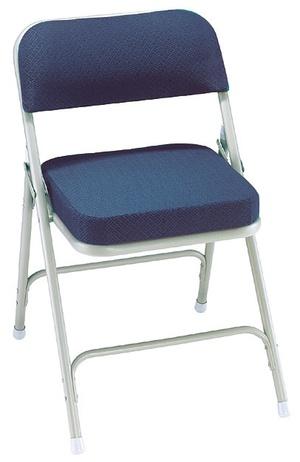 padded folding chair 3200 series national public seating rh privateschoolpartner com