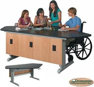 EZ-Lift Adjustable Height Workstations