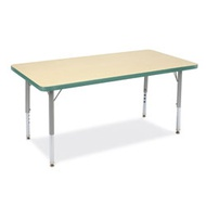 Preschool & Classroom Tables Square & Rectangular