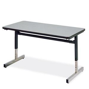 8700 Series Classroom Computer Table Rectangular 24 X 36