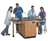 Diversified Woodcrafts Science Furniture