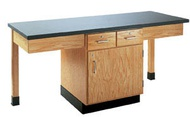 Single Face Cabinet Tables