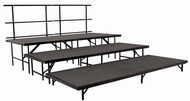 Seated Choral & Band Risers Sets
