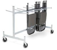 Folding Chair Carts Church Partner