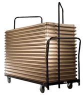 Rectanglar Table Carts