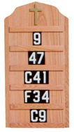 Hymn Boards