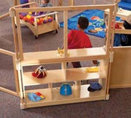 Jonti-Craft® KYDZSuite™ Upper Deck Dividers