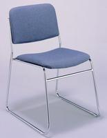 KFI Upholstered Stacking Chair   310