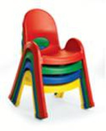 Classroom Chair Plastic Preschool Chairs