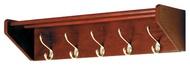 Wood Coat Storage