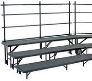 Standing Choir Riser Sets - National Public Seating