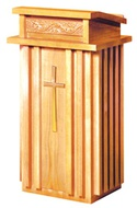 Wood Lecterns - Full Size