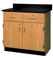 Casework, Chemical & Book Shelf Storage