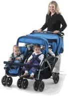 Strollers & Evacuation Buggies