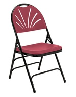 Plastic & Steel Composite Folding Chairs