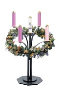 Advent Wreaths & Candelabras