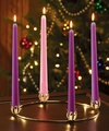 Advent Wreaths & Rings