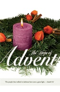 Hope of Advent Series Letter-Size